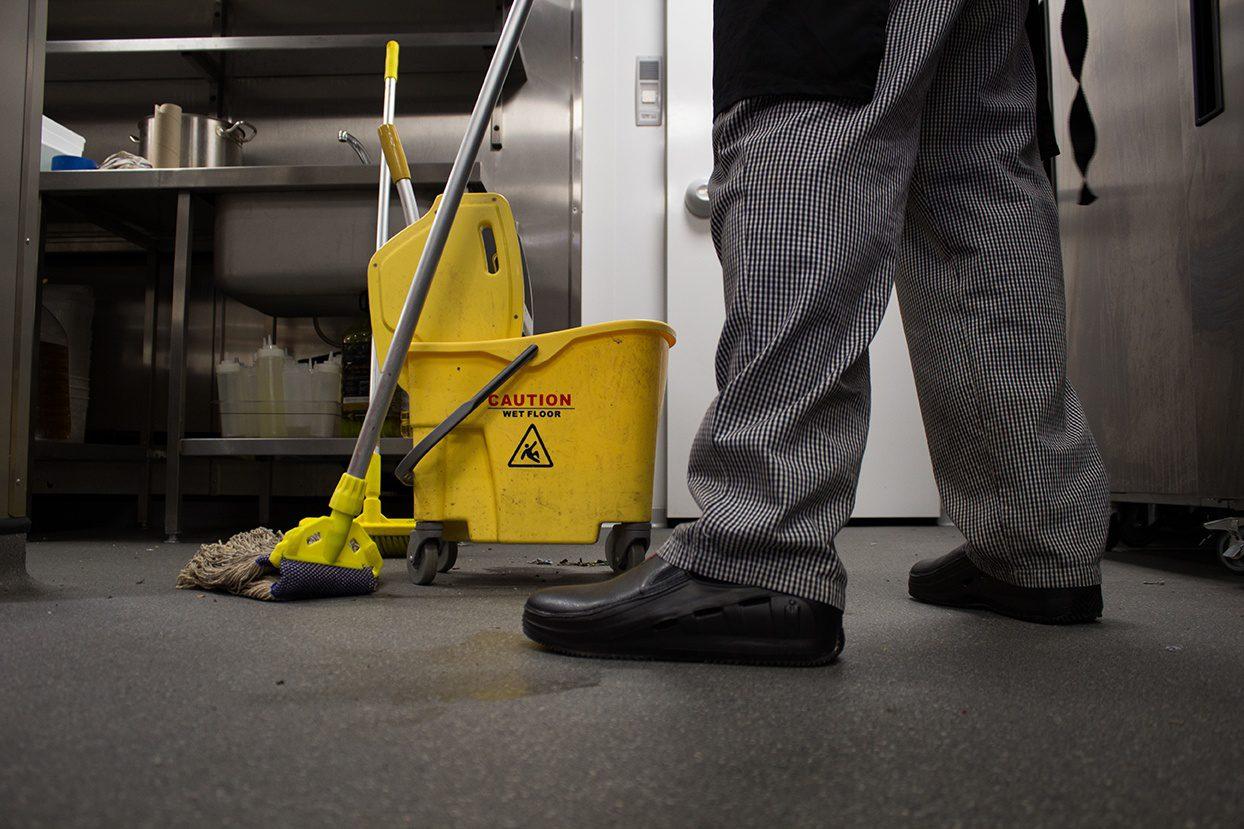 Mop The Floors