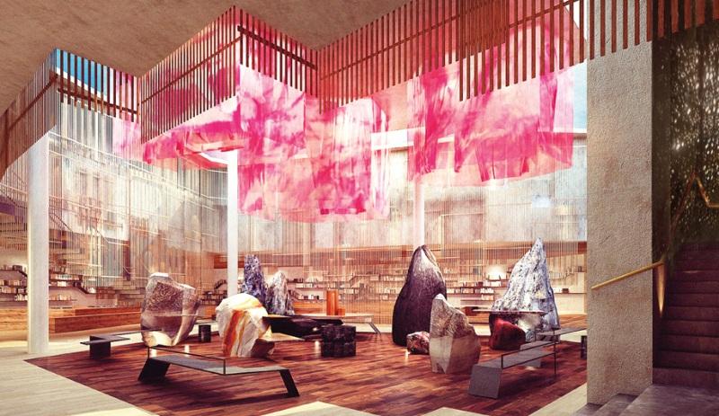New York College of interior design
