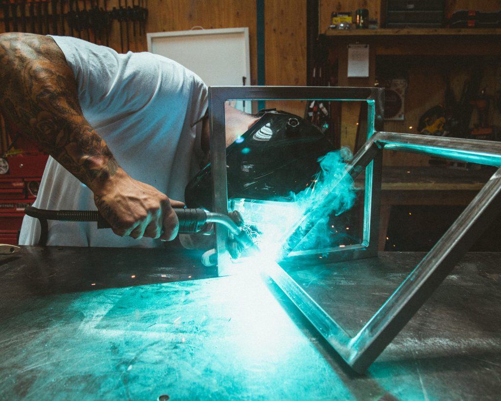 Welding Project Ideas for Home