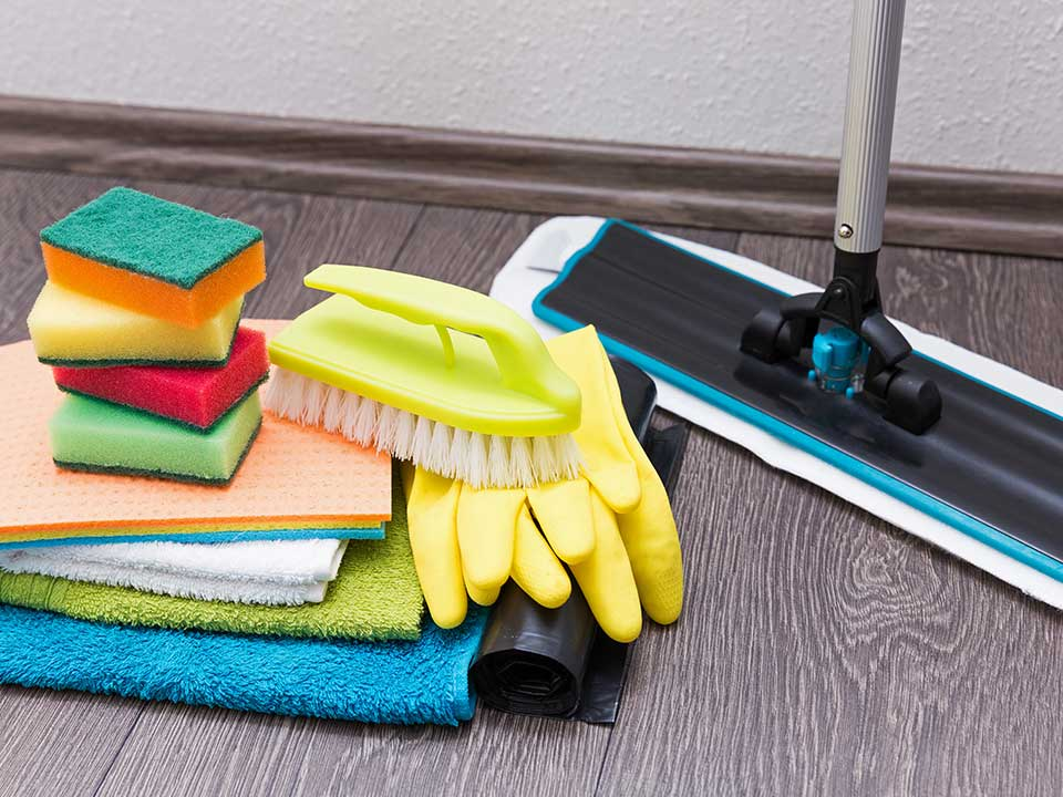 Faster Home Cleaning
