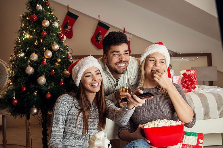 Watch A Christmas Film