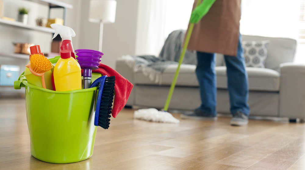 Professional House Cleaning Service1