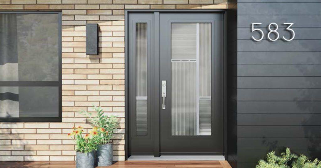 Aluminum Doors1