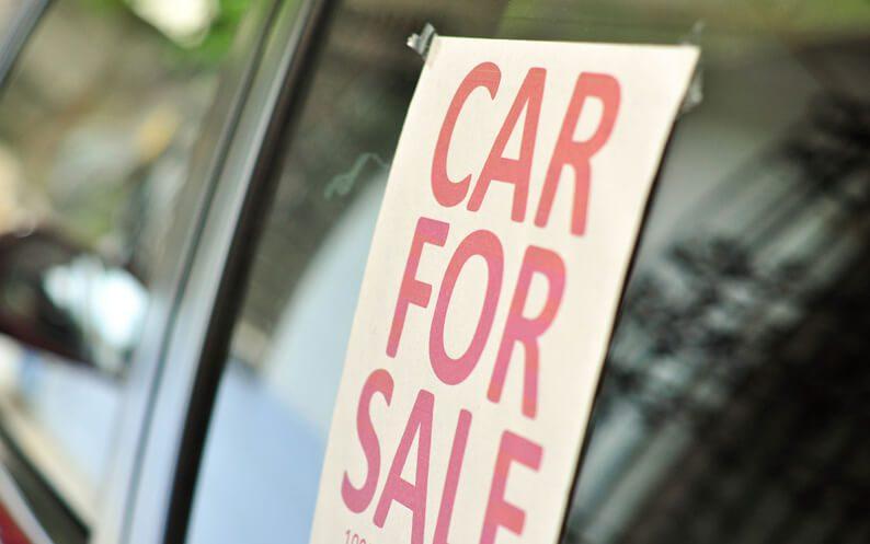 Selling My Car2
