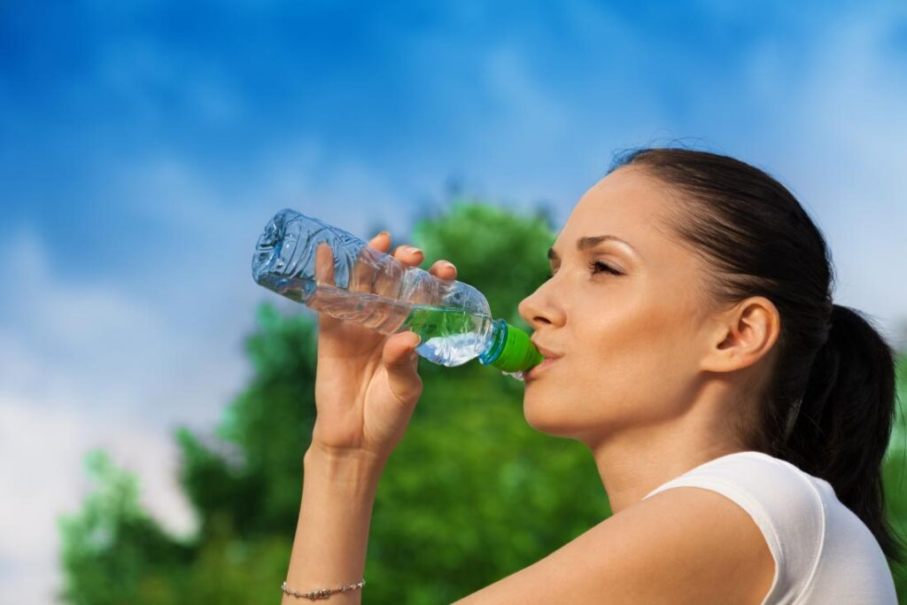 Drinking Structured Water3