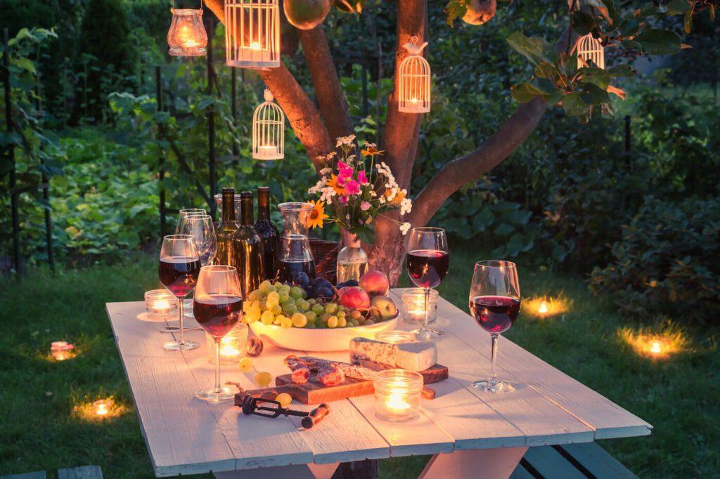 Backyard Into a Perfect Hangout Spot3
