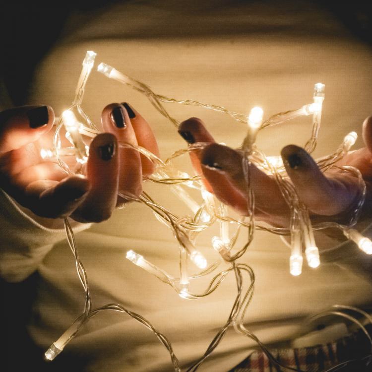 Light up a room