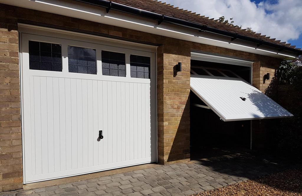 Bent Garage Door Track2