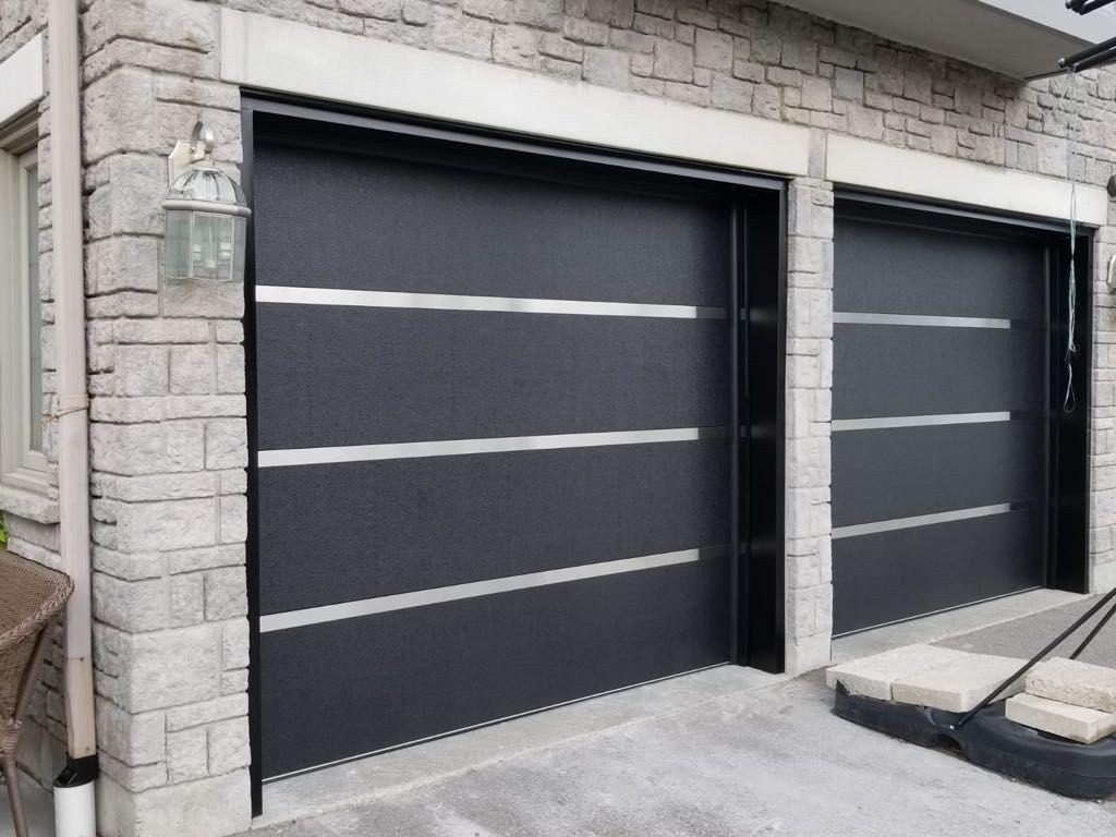 Bent Garage Door Track1