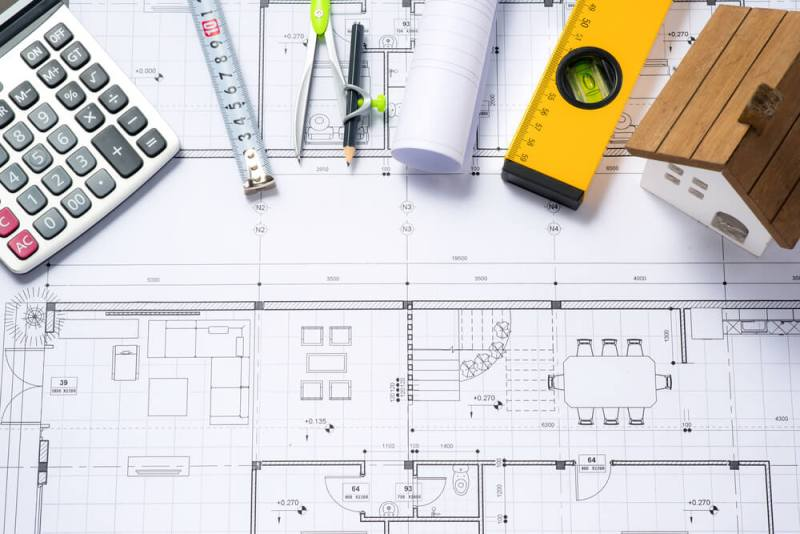Use Online building estimating service
