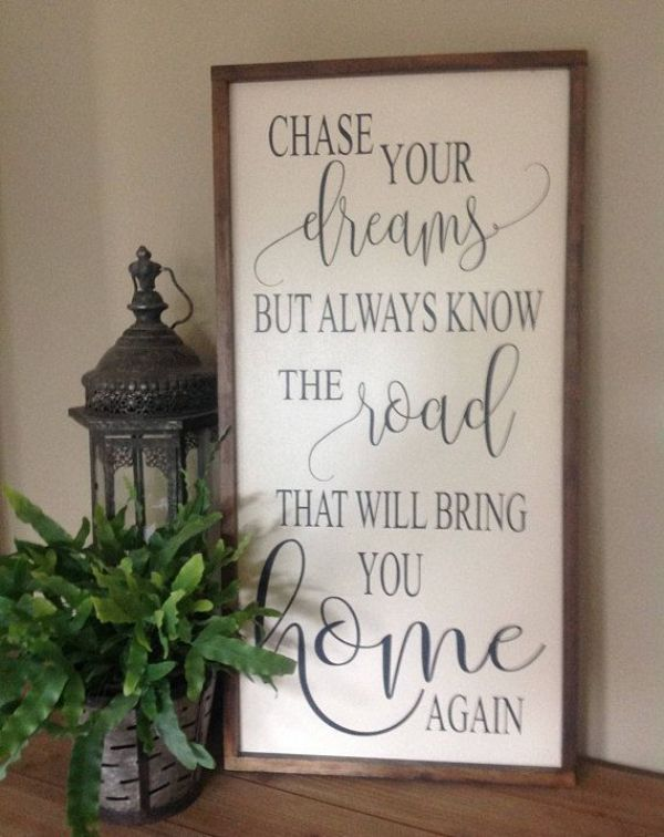 Inspirational Signs in Your Home1