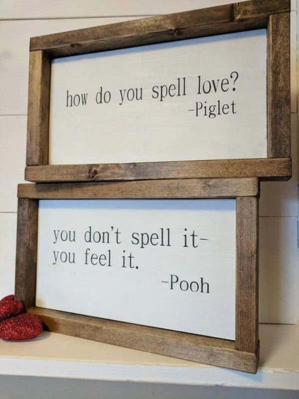 Integrating Inspirational Signs in Your Home
