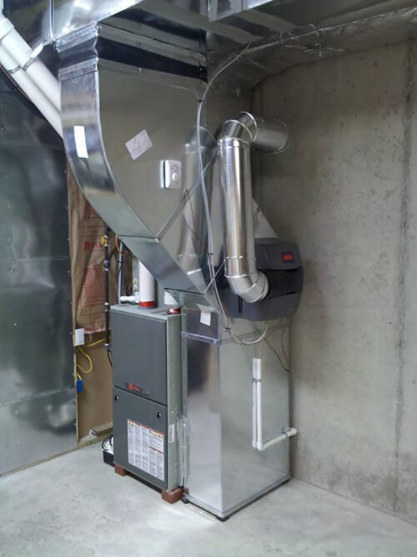 Furnace Installation2