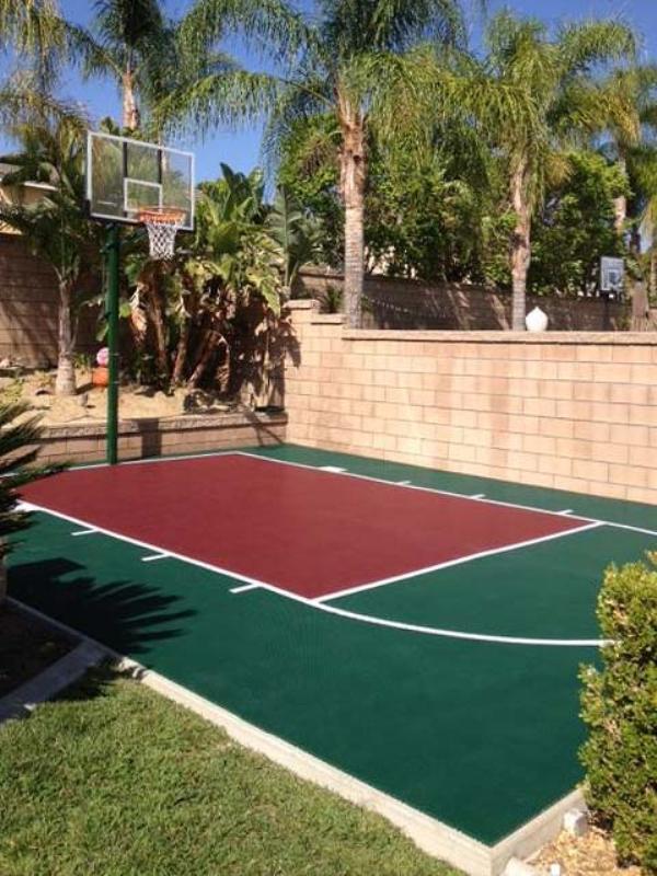 Backyard Sport Court2