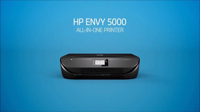 HP Envy 5000: Buyers Guide