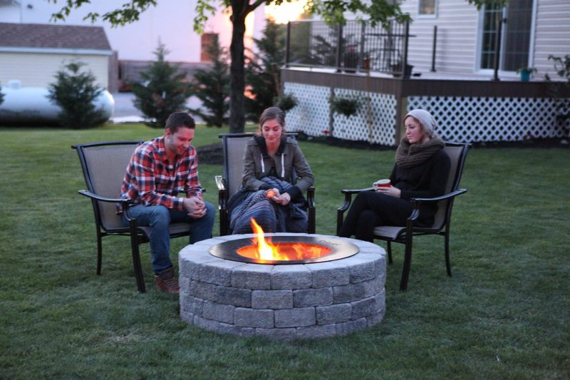 Smokeless Firepits in outdoor2