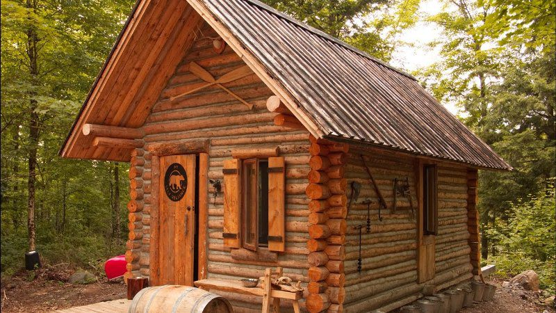 Log Cabin in Your Life1