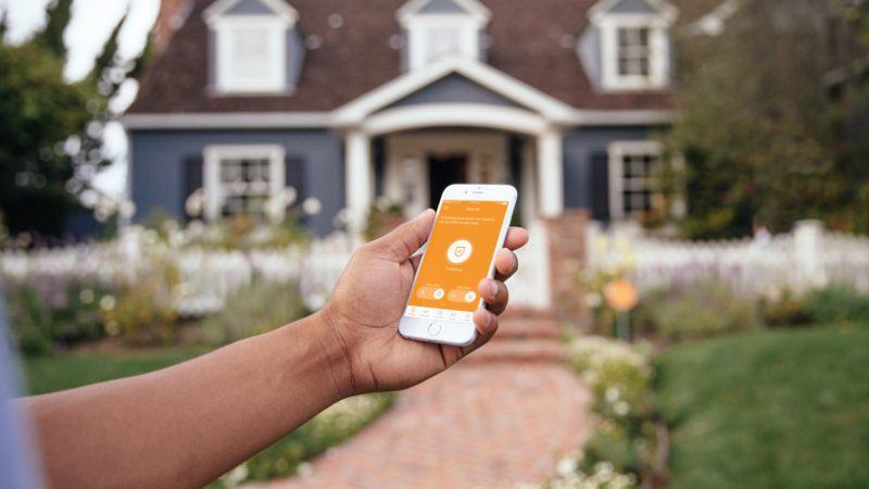 Smartphone to Control Your Home1