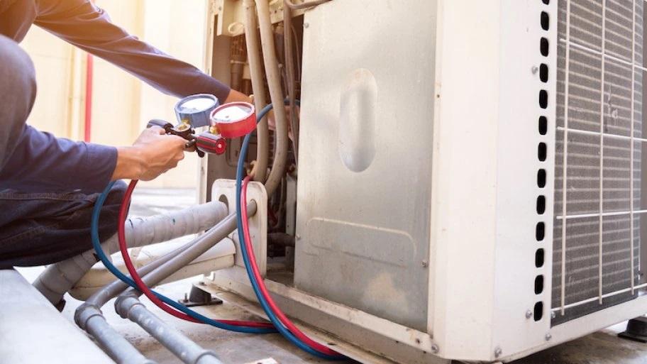 Air Conditioner Servicing3